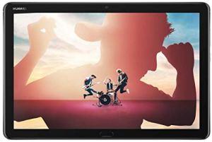 HUAWEI MediaPad M5 Lite 10 Wi-Fi Tablette Tactile 10.1″ Gris (32Go, 3Go de RAM, Android 8.0, Bluetooth, Quatre haut-parleurs)