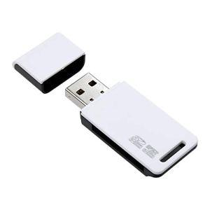 Lecteur de Cartes, Lecteur de Cartes SD/TF/Micro SD et Micro USB, USB 2.0Adaptateur pour TF, SDHC, Micro SD, MMC, pour Portable, PC B