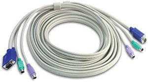 TRENDnet Cable Kvm 4.5m male/male