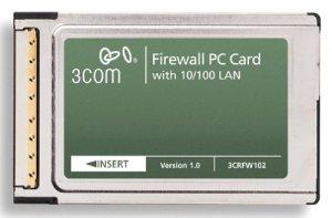 3com FIREWALL carte PC, Type II–Crypto
