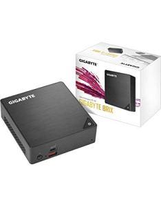 Gigabyte GB-BRi3-8130 Barebone pour PC Noir