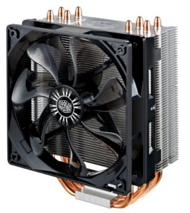 Cooler Master Hyper 212 EVO Ventilateurs de processeur '4 Heatpipes, 1x ventilateur 120mm PWM, 4-Pin Connector' RR-212E-16PK-R1