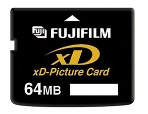 Fujifilm xD Picture Card 64 Mo carte mémoire