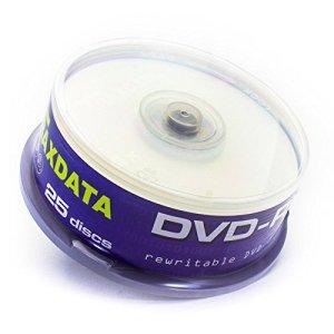 Traxdata DVD-RW 4X tarrina 25 uds
