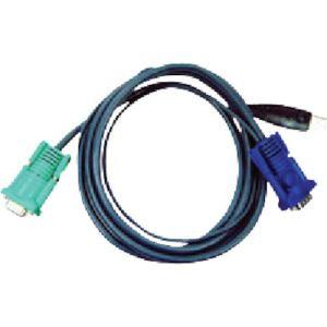ATEN 2l-5201u 1,2m Câble KVM USB pour CS1708Interrupteur