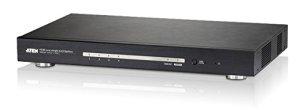 Aten Technologies # Vs1814t 4ports HDMI sur simple cat 5Splitter