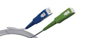 Linéaire FB125J Câble Fibre Optique SC-APC/SC-UPC pour Freebox