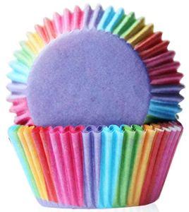 Szjjpt Coupe à Muffins, Couleur Douce, 1 pièce