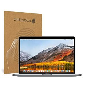 Celicious Protection d'écran Antichoc incassable Impact Compatible avec Apple MacBook Pro 15 A1990 (2018)