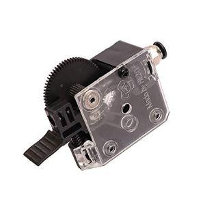 HE3D Kit d'extrudeur de titan monté 1,75 mm pour imprimante 3D FDM Bowden