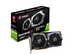MSI Nvidia GTX1660Ti Gaming X 6G Ventilateur