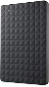 Seagate 2 TB Expansion USB 3.0 Portable, Disque dur externe 2,5″ pour PC, Xbox One et PlayStation 4 (STEA2000400)