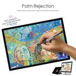 Stylos de Surface Certifiés Microsoft, Support de 500 Heures Temps de Disponibilité 180 Jours, la Pression 4096 Stylets Actif pour Surface Go/Pro 3 / Pro 4 / Pro 2017, Surface Laptop/Book/Studio