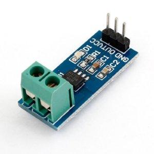 20A 5V Plage de mesure Circuit Current Sensor Module ACS712