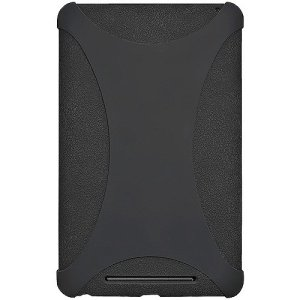 Amzer Silicone Skin Jelly Coque Silicone pour ASUS/Google/Nexus 7 (Noir) (Import Royaume Uni)