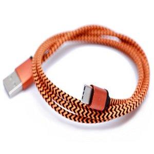 Dessin Type-C Interface Ligne de données Charge Rapide unité de stockage rapide Style Serpent Motif
