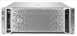 Hewlett Packard Enterprise ProLiant DL580Gen82.8GHz E7–4890V21500W Racks (4U)–Serveur (2,8GHz, E7–4890V2, 128Go, DDR3-SDRAM, 1500W, rack (4U))