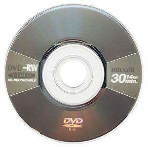 Maxell Lot de 5 Mini disques DVD-RW Vierges 8 cm Gris métallisé (4 x 30 Min 1,4 Go)