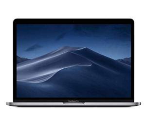 Apple MacBook Pro (13 pouces, Processeur Intel Core i5 quadricœur de 8e génération à 2,4 GHz, 512 Go) – Gris sidéral (Dernier Modele)