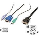 Digitus KVM Câble K17PS2pour consoles de commande avec