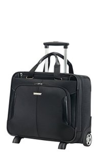 SAMSONITE Business Case/WH 15.6″ (Black) -XBR  Mallette Ordinateur à roulettes, 46 cm, Noir