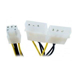 Dexlan Adaptateur d'alimentation 6 points pour carte PCI express