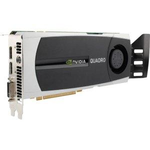 HP NVIDIA Quadro 6000 PCIe 6GB Quadro 6000 6Go GDDR5 – Cartes Graphiques (Quadro 6000, 6 Go, GDDR5, 384 bit, 2560 x 1600 Pixels, PCI Express 2.0)