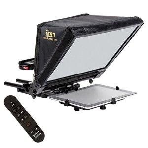 Ikan PT Elite-RC Universel téléprompteurs V2avec Elite Remote pour Appareil Photo/Tablette/Apple iPad