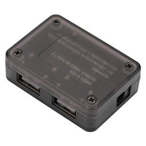 Module De Charge, Module D'Alimentation 12V / 24V Pour Qc3.0 Dc-Dc, Fixer Le Module Double USB De Charge Rapide, Module Double De Fixation USB
