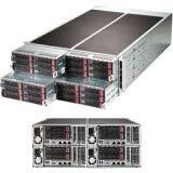 Supermicro SuperServer F628R3 TTG Barebone SFF- (-v3-LGA 2011 Intel Xeon 1000GB 1 2 V-SDRAM DDR4) Noir
