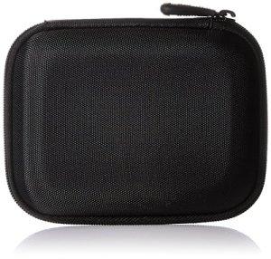 AmazonBasics Étui pour disque dur portable My Passport Essentiel Noir