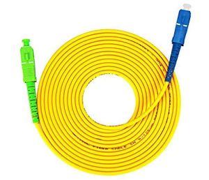 Câble à Fibre Optique (jarretière Optique) Compatible Free Box (10M)