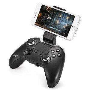 elegantstunning IPEGA Pg-9069Manette de Jeu sans Fil Bluetooth Joystick Manette de Jeu pour Smartphone iOS Android Tablette PC