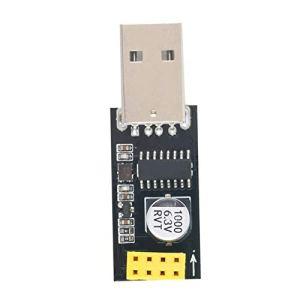 MachinYesell Fréquence de processeur Haute Vitesse Super Deals Module de développement série sans Fil WiFi USB à ESP8266 Carte de développement 8266 Module WiFi Bleu