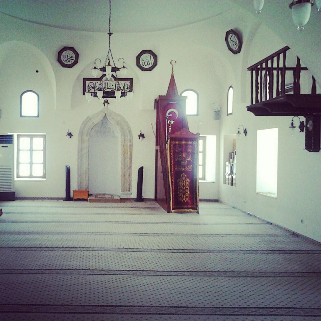 Bodrum Tepecik Camii
