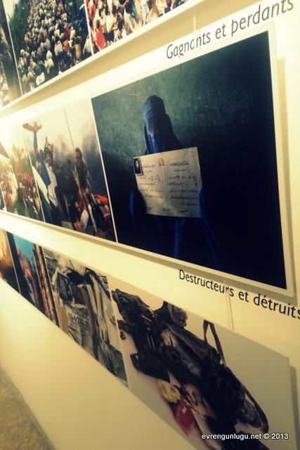 'Fotomuhabirliğin 40 Yılı' Sergisinden