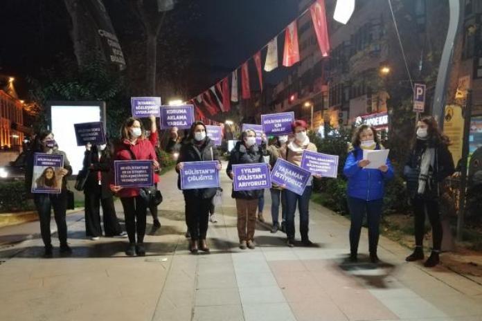 Kocaeli Kadın Platformu, Gülistan Doku'nun akıbetini sordu, adalet istedi