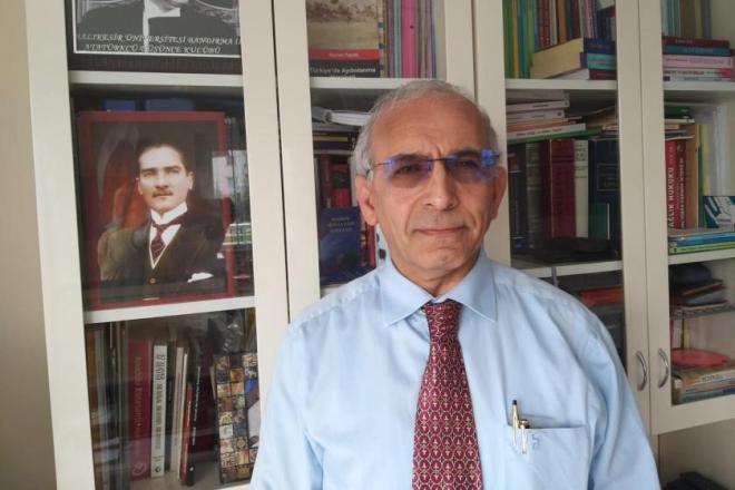 Prof. Dr. Ahmet Saltık