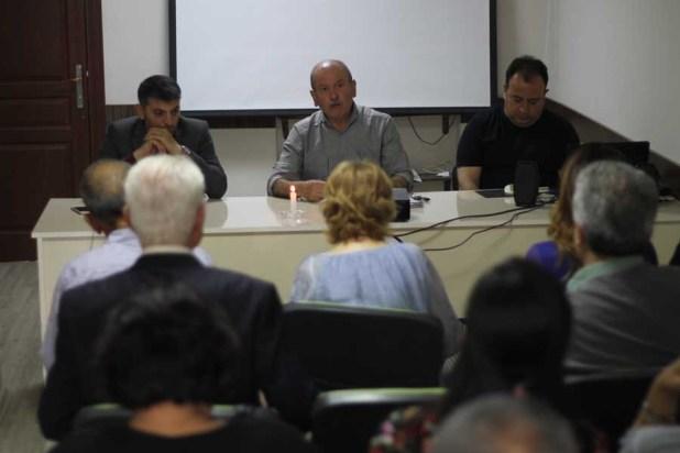Adana'da Ermeni Soykırımı paneli