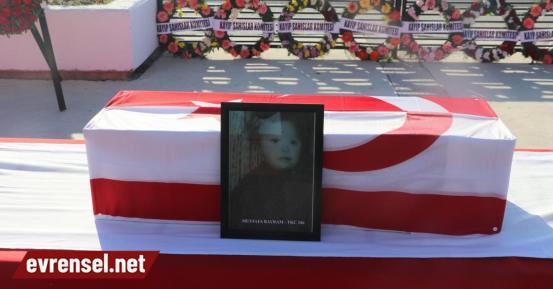 Τα πτώματα 14 παιδιών που σκοτώθηκαν στην Κύπρο το 1974 θάφτηκαν