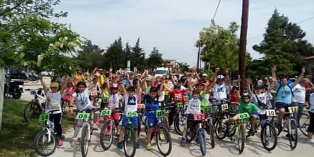 Με επιτυχία έγινε χθες ο 18ος Ποδηλατικός Γύρος Τραϊανούπολης (φωτό)