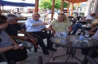 Διδυμότειχο: Άρχισε τις… περιοδείες ο δήμαρχος Παρασκευάς Πατσουρίδης