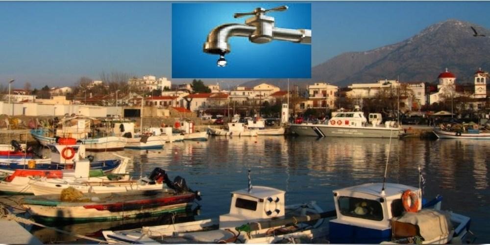 Σαμοθράκη: Αντιδράσεις και παράπονα από κατοίκους και επισκέπτες για τις διακοπές νερού