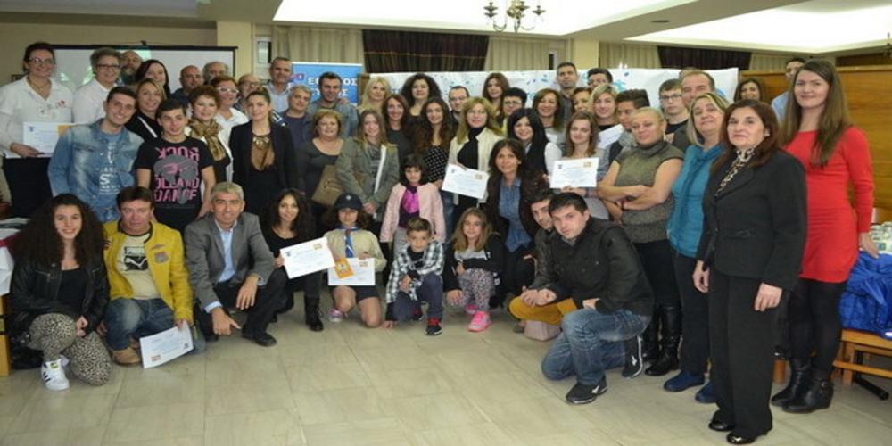 Γιορτή του Εθελοντή του Run Greece με βραβεύσεις από τον Εθνικό Αλεξανδρούπολης