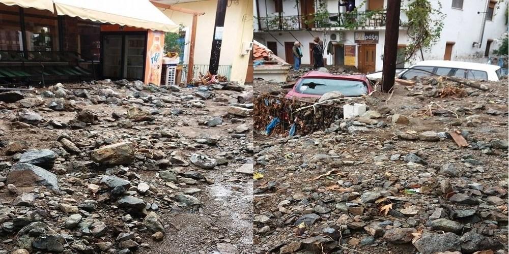 Παναγιώτης Παππάς για αποκατάσταση ζημιών στη Σαμοθράκη: «Δεν είμαι καθόλου αισιόδοξος»