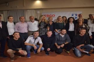 Τίμησε τους Εθελοντές και παρουσίασε την ομάδα του τελικού της Αθήνας το RUN Greece Αλεξανδρούπολης