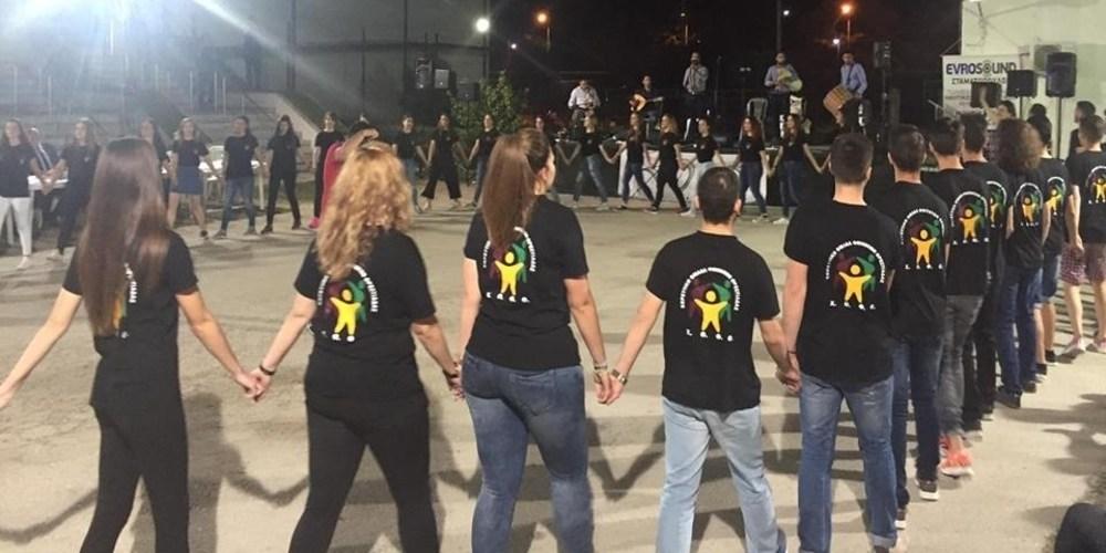 Η Χορευτική ομάδα Φοιτητών Ορεστιάδας ξεκίνησε πιο δυναμικά από πέρυσι (video)
