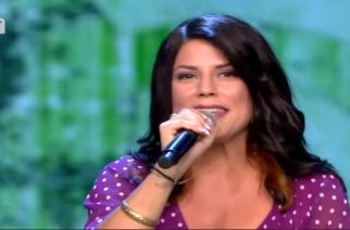 Κατέπληξε η εντυπωσιακή Βάγια Ζυγογιάννη απ' το Διδυμότειχο στο The Voice και συνεχίζει (video+φωτό)