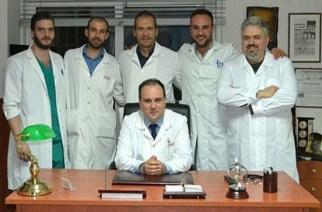 Τεράστια ιατρική επιτυχία από Εβρίτη γιατρό. Αφαίρεσε ταυτόχρονα όγκους και απ' τους δυο πνεύμονες