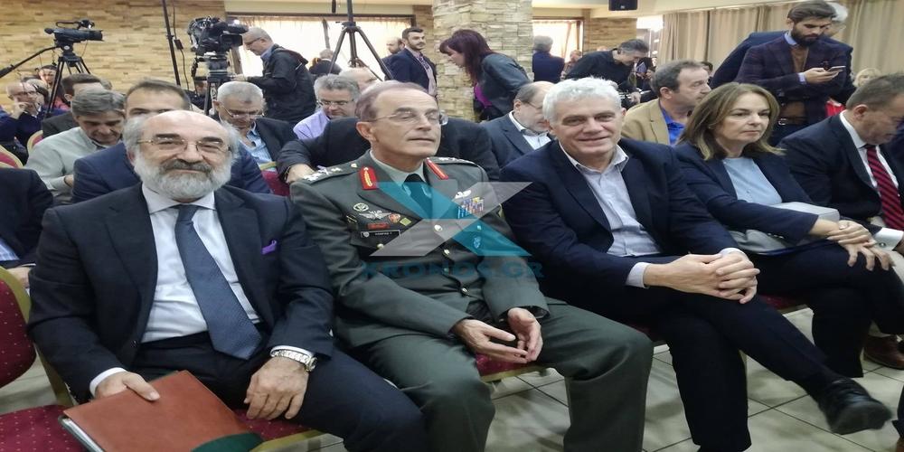 Λαμπάκης κατά χρυσωρυχείων, Τουρκικού Προξενείου και υπέρ σταθμού LNG, Λιμενικής Ακαδημίας(video)